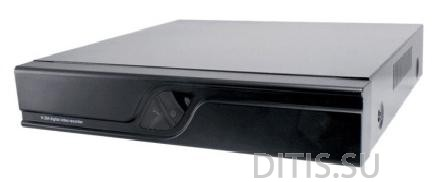 4 канала 1080P HDCVI/IP DVR