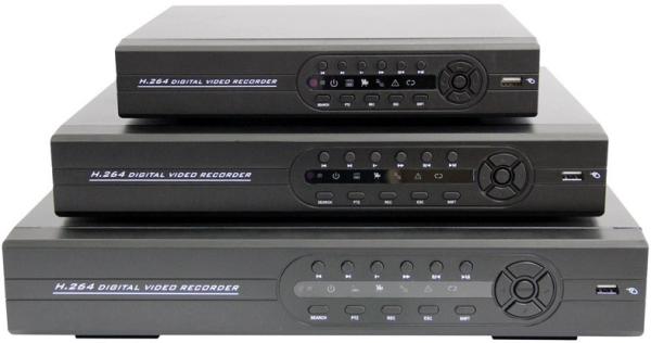 Видеорегистраторы системы видеонаблюдения